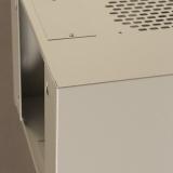 Rack Server NetRack 4.5U 10'' 300 mm grey glass door 010-045-300-011