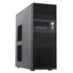 Carcasa Middle Tower Chieftec CQ-01B-U3 2x USB 3.0 2x jack 3.5mm black
