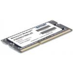 DDR3 Ultrabook SODIMM Patriot 8 GB 1600 MHz CL11 1,35V