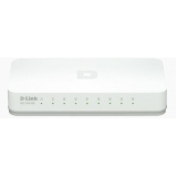 D-Link Switch Go Unmanaged 8 porturi 10/100