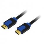 LOGILINK - Cablu HDMI de mare viteza in retea 1 m