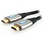 Gembird HDMI male-male premium quality cable High Sped Ethernet, 4.5 m