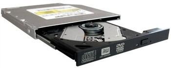 Samsung recorder DVD 8x SATA slim bare bulk negru