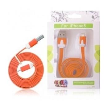 GT cablu USB iPhone 5 portocaliu
