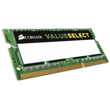 Memorie RAM Laptop SO-DIMM Corsair 4GB DDR3 1333MHz CL9 CMSO4GX3M1C1333C9
