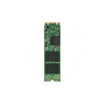 Transcend SSD M.2 SATA 6GB/s, 2280-D2-B-M, 512GB, MLC (read/write; 520/80MB/s)