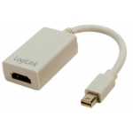 LOGILINK - Adaptor Mini DisplayPort la HDMI cu audio