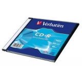 Verbatim CD-R [ 700MB, 52x, slim jewel case, 200 bucati ]