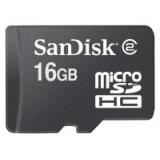 Card Memorie MicroSDHC SanDisk 16GB Clasa 4 SDSDQM-016G-B35