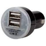 i-tec incarcator auto USB High Power 2.1A (potrivit pentru iPAD) 2x USB