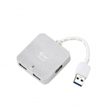 i-tec USB 3.0 Metal Passive HUB 4 Port for Notebook Ultrabook Tablet PC