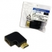 LOGILINK - Adaptor HDMI unghiular mama- HDMI tata