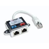 Distribuitor modular Intellinet 2-porturi RJ45x2 STP