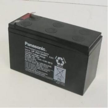 Panasonic 8 batteries bundle 12V/9Ah