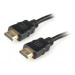Gembird HDMI - HDMI V1.4 male-male kábel (pozlátené konektory) 0.5m bulk