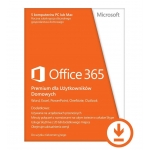 Microsoft Office 365 Home 2019, Subscriptie 1 an, 5 PC, All Languages, Electronic