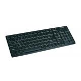 Tastatura MSONIC MK151UK taste Cyrylic RU black USB