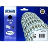 Ink Epson Black T7911 | 14 ml | WF-5110DW/WF-5190DW/WF-5620DWF/WF-5690DWF