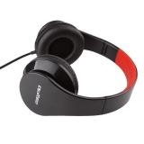 Casti Qoltec 50812 cu microfon black-red