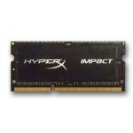 Memorie RAM Laptop SO-DIMM Kingston Impact 8GB DDR3 1600MHz CL9 HX316LS9IB/8