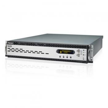 Thecus 12-Bay 2U rackmount NAS, SAS/SATA, 3.4GHz, 8GB DDR3, 3x GbE, RPS, HA