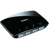D-Link HUB USB3.0 Superspeed 4 porturi