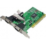 Placa controler PCI - LOGILINK - 2x Port Serial