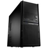Carcasa Mini Tower Cooler Master Elite 342 Ventilatoare 1x 120mm 2x USB 2.0 2x jack 3.5mm black RC-342-KKN1-GP