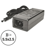 Qoltec AC adapter for LCD screen/router, 12V-1A, 12W, input: 5.5*2.5