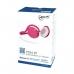 Casti Wireless Arctic Cooling Sports P324 Bluetooth 4.0 cu microfon si control de volum pink ASHPH00004A