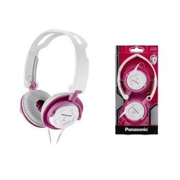Casti Panasonic RP-DJS150E-P White-Pink