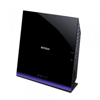 NETGEAR AC1600 WiFi VDSL MODEM ROUTER 802.11ac Dual Band 5PT Gigabit (D6400)