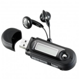 MP3 Player Intenso 8GB Music Walker Black 3601460