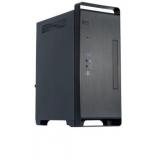 Carcasa Mini Tower Chieftec ELOX Sursa 350W 2x USB 3.0 BT-04B-U3-350BS