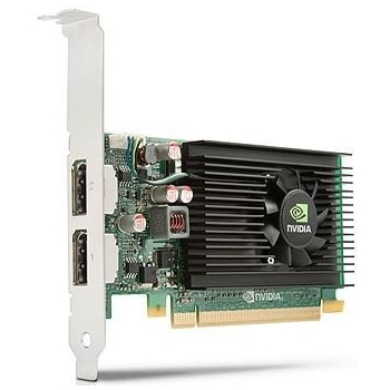 Placa Video HP nVidia NVS 310 512MB DDR3 PCIe x16 Card + Low Profile Bracket A7U59AA