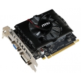 Placa Video MSI nVidia GeForce GT 730 V2 2GB GDDR3 128bit PCI-E x13 3,0 DVI HDMI DisplayPort N730-2GD3V2