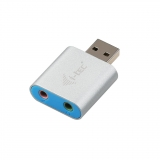 Placa Sunet i-tec Metal Mini USB U2AMETAL
