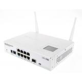 MikroTik CRS109-8G-1S-2HnD-IN L5 8xGig LAN, 1xSFP, 802.11b/g/n,PoE-IN 802.3af/at