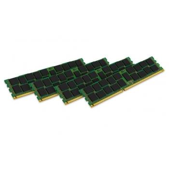 Memorie Kingston 4x16GB 1600MHz DDR3 ECC Reg CL11 DIMM  DR x4 w/TS