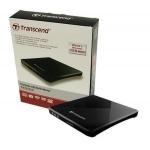 Transcend  DRW extern, USB, subtire, negru, retail