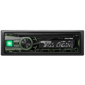 Car radio Alpine CDE-181R