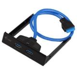 Extender i-tec USB 3.0 conectibil la conector intern USB 3.0 20pini