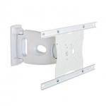 Suport perete 4World pt LCD 15-42'' incl/rotire brat 23cm inc. 40kg alb