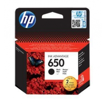 Cerneala HP 650 negru