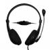 Casti Vakoss MH538KE cu microfon si control de volum black
