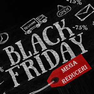Black Friday 2016 la BOCRIS