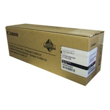 Unitate Cilindru Canon C-EXV21 Black 77000 Pagini for IR C2380I, IR C2880, IR C2880I, IR C3080, IR C3080I, IR C3380, IR C3380I, IR C3580, IR C3580I CF0456B002AA