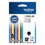 Cartus Cerneala Brother LC-529XLBK Black Ink Cartridge (~2400 pag) DCPJ100/DCPJ105/MFCJ200 LC529XLBK