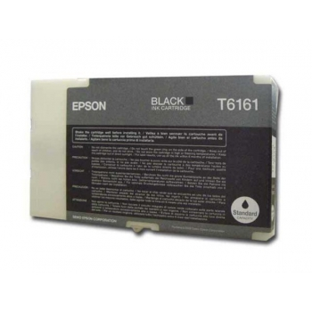 Cartus Cerneala Epson T6161 Black 3000 pagini for Epson Business B300, B310N, B500DN, B510DN C13T616100
