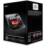 Procesor AMD Vision A4-Series X2 A4-7300 Black Edition 3.8GHz Cache 1MB Socket FM2 Unlocked AD7300OKHLBOX